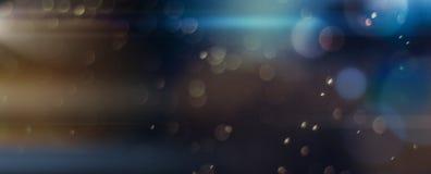 Bokah bakgrund Royaltyfri Foto