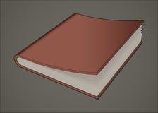 Bokanteckningsbokillustration Arkivbild