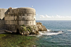 Bokar Festung stockfotos