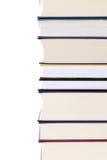 Bokar i en bunt Arkivbild