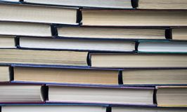 bokar rå bakgrund Arkivbild