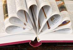 bokblommasidor arkivbilder