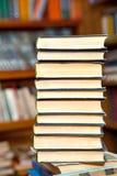 Bokbunt Arkivbild