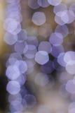 Boke de la Navidad purpúreo claro foto de archivo