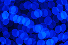 Boke. Natural blue blur abstract boke background with selective focus royalty free stock photos