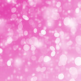 Boke pink Stock Images