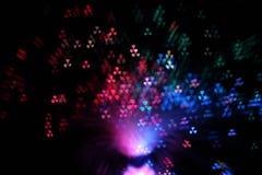 boke radiactivo abstracto Foto de archivo