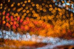 Bokeh światła Obraz Stock
