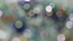 Bokeh światło na szkła tle Wymiarowa sfera zamazująca zdjęcia royalty free