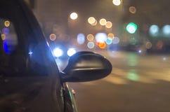 Bokeh автомобиля Стоковые Фотографии RF