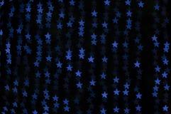 Bokeh звезды стоковое фото
