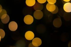 Bokeh золота абстрактное роскошное запачкало предпосылку, грандиозный делюкс glitz и очарование стоковое изображение
