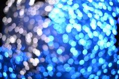 Bokeh освещает предпосылку стоковое изображение rf