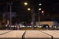 Bokeh пересечения запачканное затором движения красочное Стоковые Фотографии RF