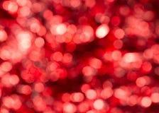 bokeh предпосылки праздничное Стоковое фото RF