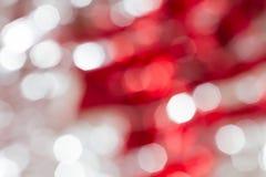 bokeh предпосылки праздничное Стоковые Фотографии RF