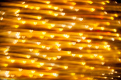 Bokeh предпосылки светлой души сердца moving Стоковое Изображение RF