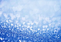 Bokeh сердца стоковая фотография rf