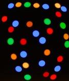 bokeh цветастое Стоковое фото RF