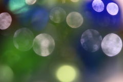 bokeh цветастое Стоковое Изображение RF