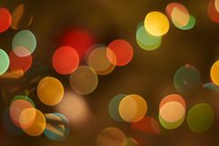 Bokeh Royalty Free Stock Images