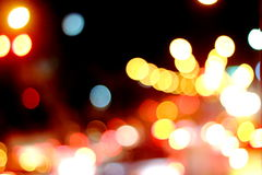 Bokeh Photo stock