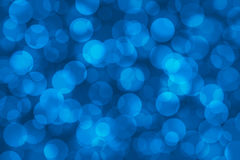Bokeh Abstract Background Royalty Free Stock Photography