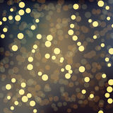 Bokeh abstract background Stock Photos