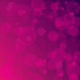Bokeh abstract background Royalty Free Stock Photos