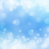 Bokeh abstract backgrounds. Blue bokeh abstract light backgrounds Royalty Free Stock Photography