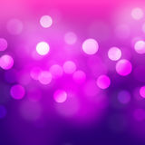 Bokeh abstract backgrounds Stock Photography