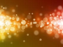 Bokeh abstract backgrounds Royalty Free Stock Photography