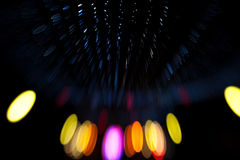 Bokeh abstract Royalty Free Stock Image