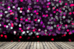 Bokeh abstract blurred background Stock Photo