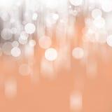 Bokeh abstract glitter lights background. Bokeh abstract glitter a lights background Stock Photography