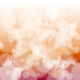 Bokeh abstract light background Stock Photos