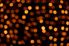 Bokeh abstract light background Stock Image