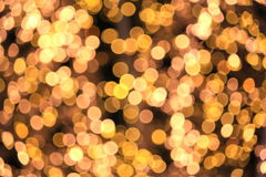 Bokeh abstract light  backgrounds Royalty Free Stock Photo