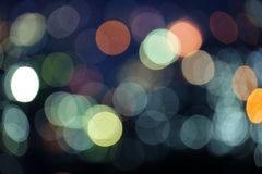 Bokeh abstract light backgrounds. Colorful bokeh abstract light backgrounds Stock Image