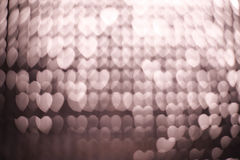 Bokeh abstract light backgrounds Stock Photography