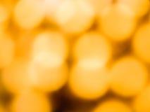 Bokeh abstracto Foto de archivo libre de regalías