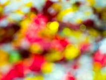 Bokeh abstracto Imagenes de archivo