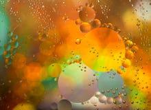 bokeh abstrait de fond multicolore macro images libres de droits