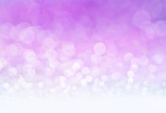 Bokeh abstrait de vacances Image stock