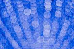 Bokeh abstrakcjonistyczni światła Zdjęcia Stock