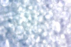 Bokeh abstrakcjonistyczni światła Zdjęcia Royalty Free