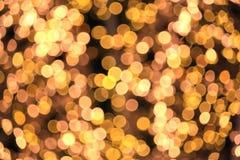 Bokeh abstrakta światła tła Zdjęcie Royalty Free