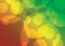Bokeh abstrato Fotografia de Stock