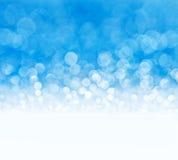 Bokeh abstrato do feriado Foto de Stock