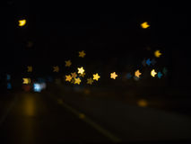 The bokeh. Royalty Free Stock Images